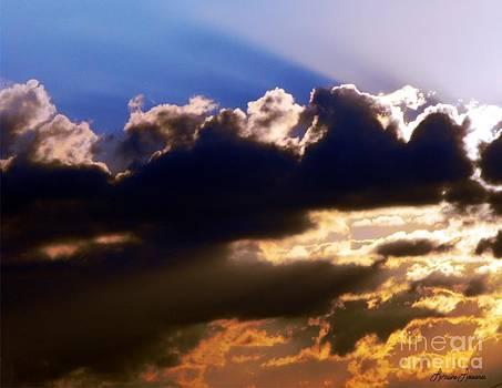 Clouds Abound by Lorraine Louwerse