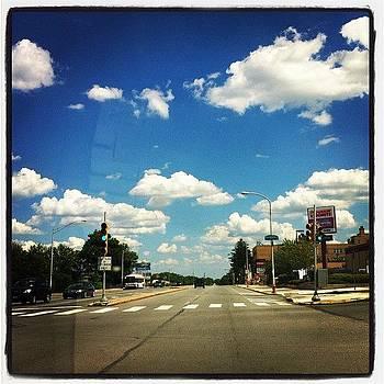 Clouds by Daniel Rosales