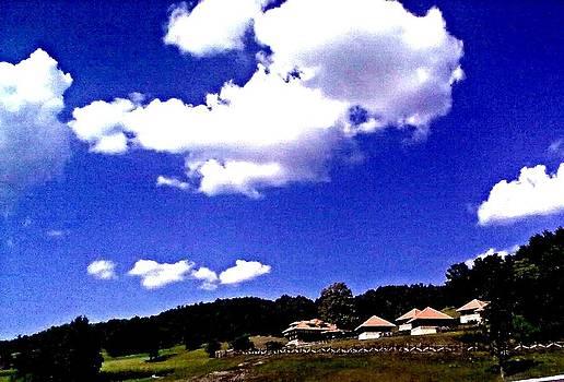 Clouds  by Elena V