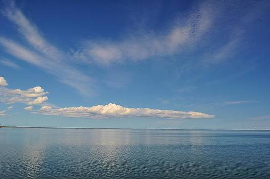 Clouds of Prince Edward by Jeff Moose