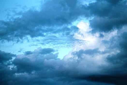 Rebecca Frank - Clouds