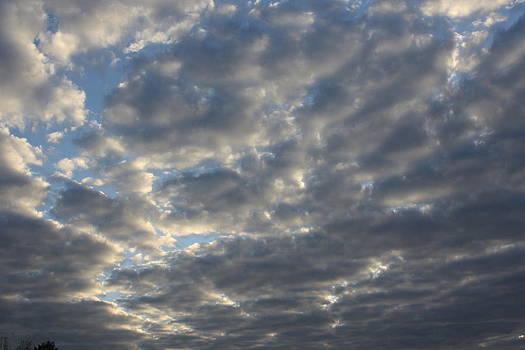 Clouds by Rebecca Hale