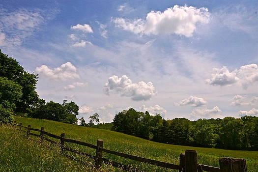 Byron Varvarigos - Cloudy Countryside