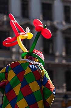 Clown by Jacek Nazim