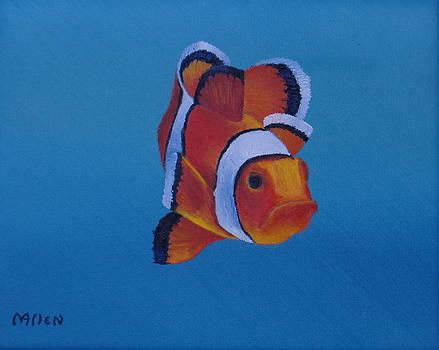 Clownfish by Michael Allen