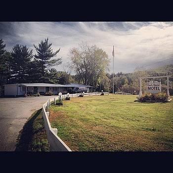 Coach House #motel by Sarah Johanson
