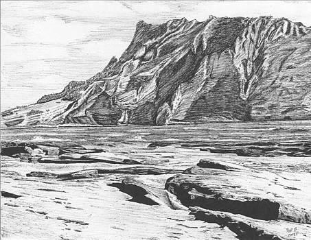 Coastal Landscape by Reppard Powers