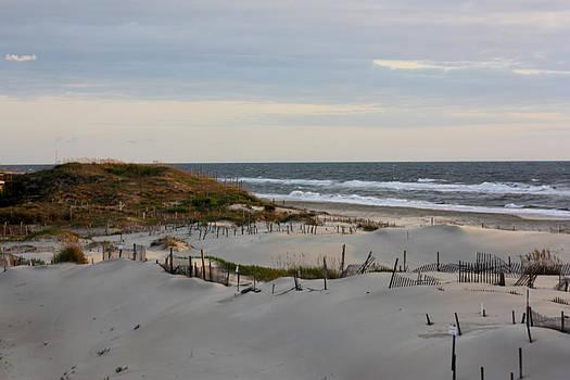 Coastal Serenity  by Kim Galluzzo Wozniak