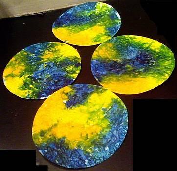Coasters by Brianna Lynn