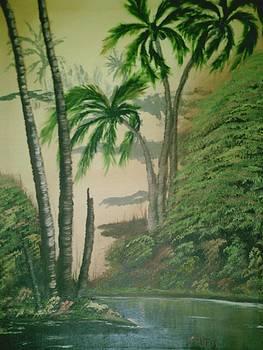 Coconut Grove by Jim Saltis