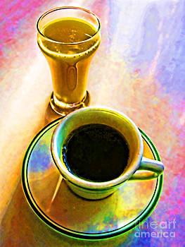 Anne Ferguson - Coffee and Orange Juice on Steroids