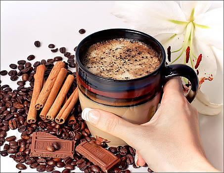 Coffee time by Anna Rumiantseva