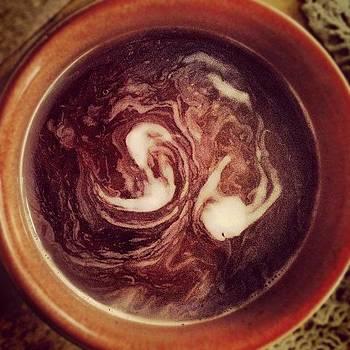 #coffee With #cream by Sarah Johanson