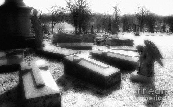 Jeff Holbrook - Coffins and Angel