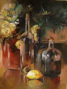 Cognac by Nelya Shenklyarska