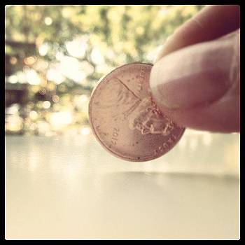 #coin #photoadayaug by Bella Guzman