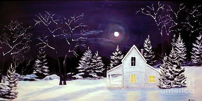 Peggy Miller - Cold Moonlight