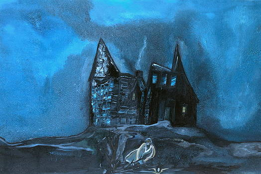 Cold Night by Yaron Ari