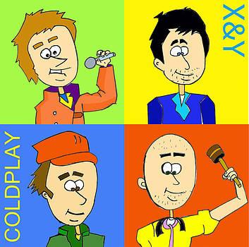 Coldplay by Deniz Karaca