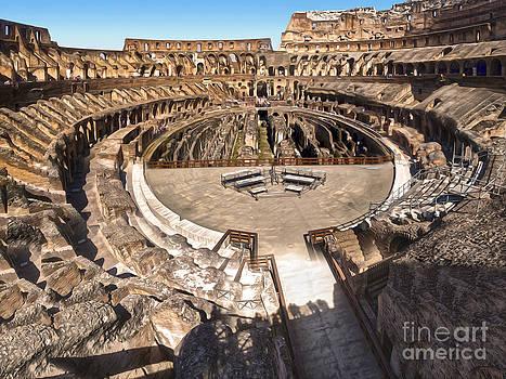 Gregory Dyer - Coliseum