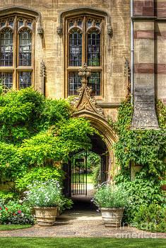 Yhun Suarez - College Garden
