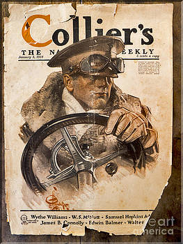 Roy Foos - Colliers Cover Jan 5 1918