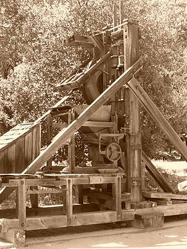 Coloma Stamp Mill by Russell  Barton
