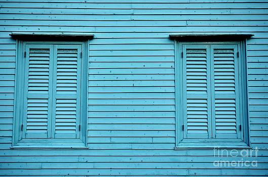 Dean Harte - Colonial Blue