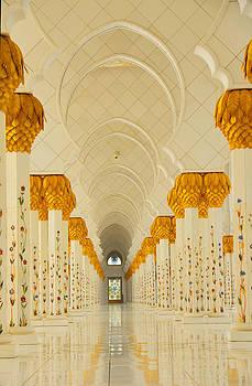 Colonnade by Farah Faizal