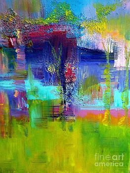 Claire Bull - Color Blocks