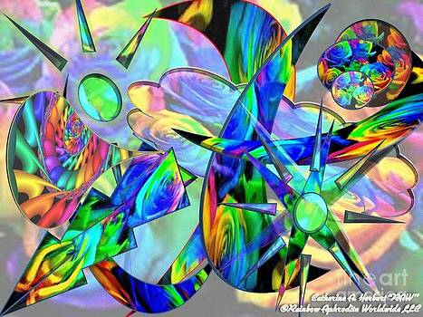 Color Dimension RAW by Catherine Herbert