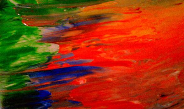 Color In Motion by Gloria Warren