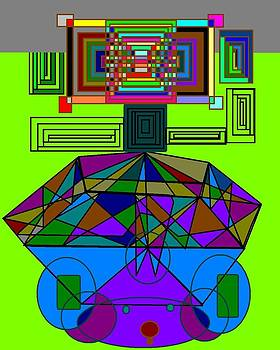 Color Monkey by Rachael McIntosh