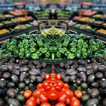 #color #natural #veggies by Will Lopez