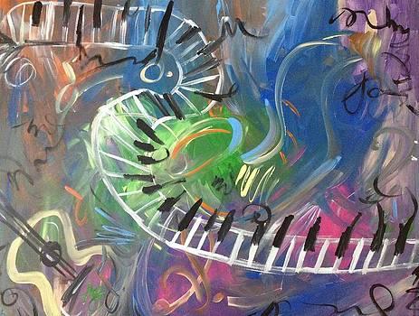 Color of Music by Audreyanna Garrett