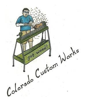 Colorado Custom Works Design by Steve Weber