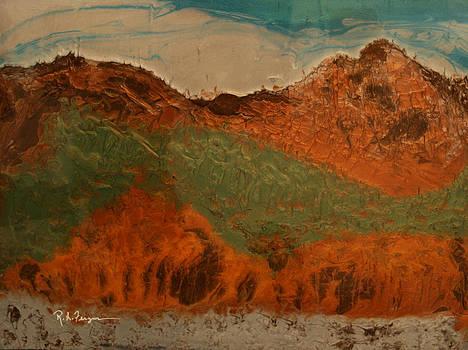 Colorado Fall by Roger Ferguson