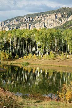 Drusilla Montemayor - Colorado Reflections