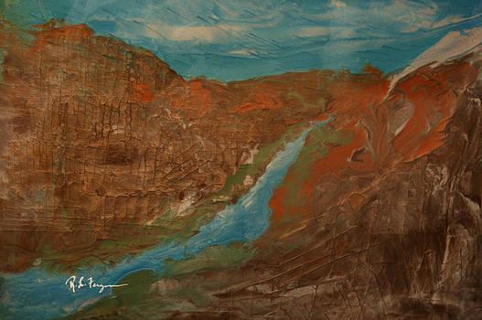 Colorado River Gorge by Roger Ferguson
