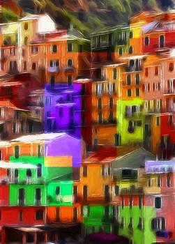Steve K - Colored Windows