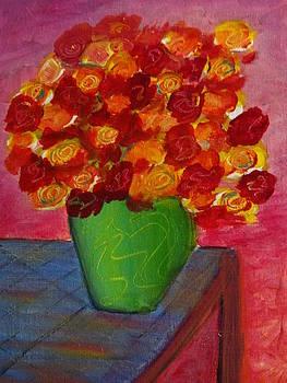Nancy Fillip - Colorful Bouquet