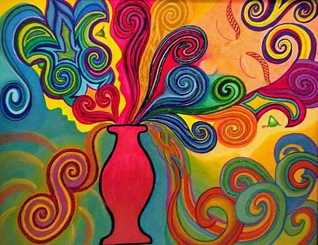 Colorful Dreams by Tami Bush