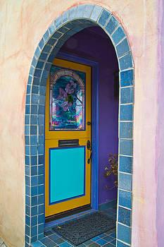 Roger Mullenhour - Colorful Porch