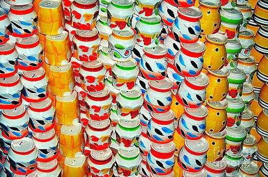 Pravine Chester - Colorful Pottery