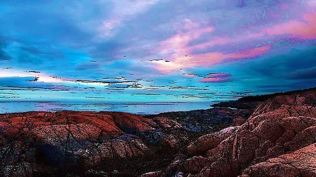 Colorful Sky by Hemendra Pratap