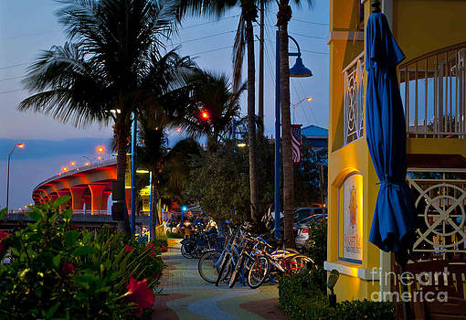 Colorful Stuart Florida by Brenda Gutierrez Moreno