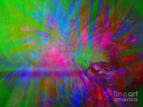 Colors of Paradise by Ruth Kongaika