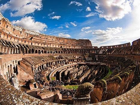 Colosseum by Domagoj Borscak