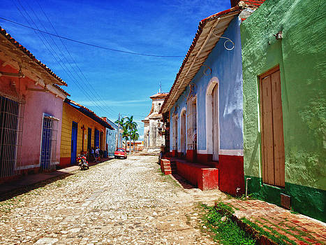 Colours of Cuba by Philip G