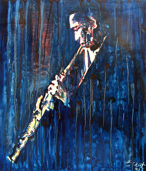 Coltrane 2. by Grant Aspinall